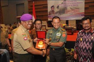 Panglima TNI : 70 Persen Konflik di Dunia Berlatar Belakang Energi