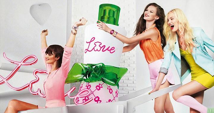 Perfume Tous Love