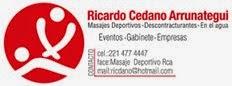 Ricardo Cedano Masajes