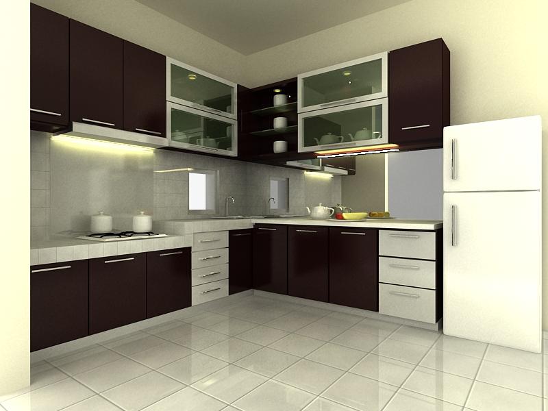 kontraktor interior surabaya sidoarjo harga kitchen set