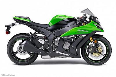 Kawasaki Ninja ZX – 14