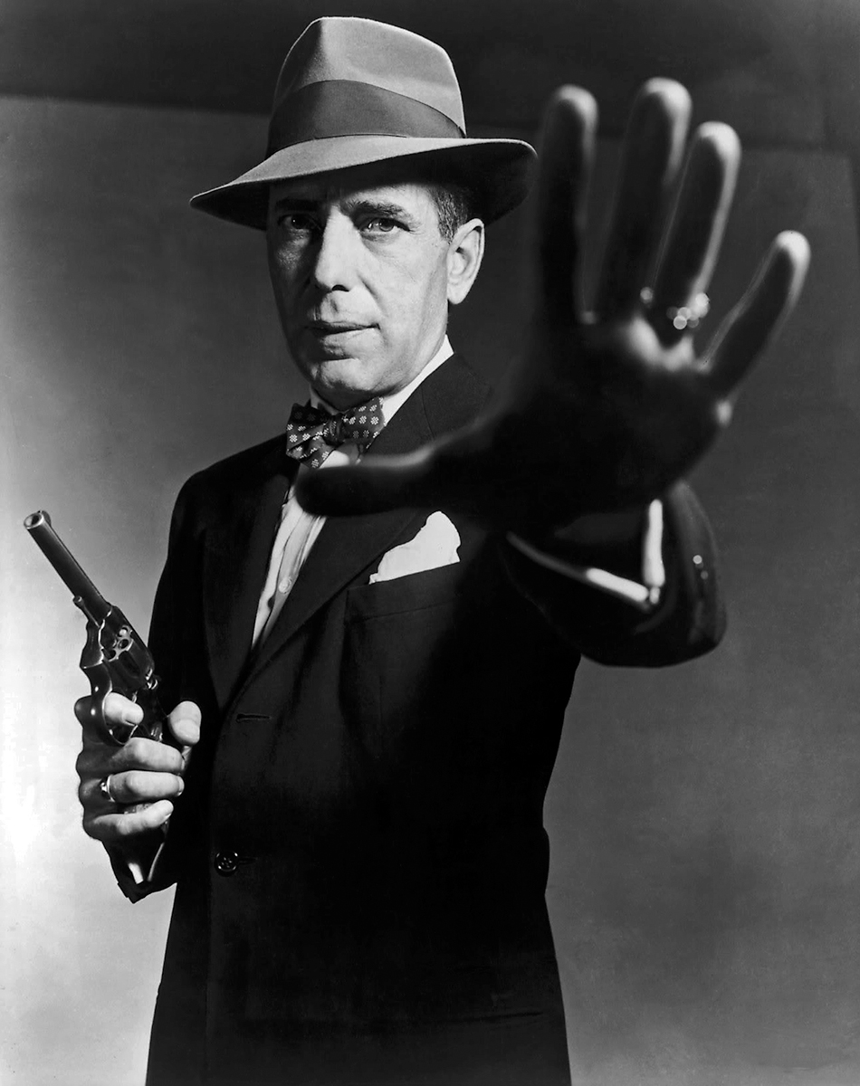 87ab4a2fb9c Humphrey Bogart for the Movie  The Enforcer