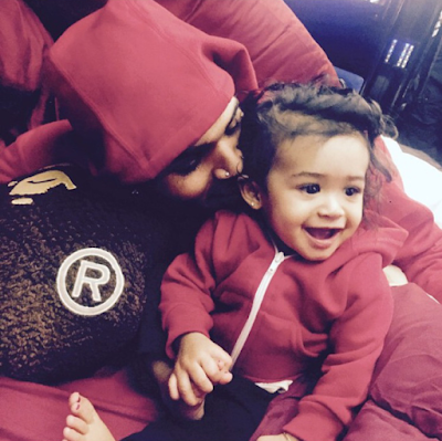 Chris Brown and Baby Mama Agrees to Co-Parenting Royalty