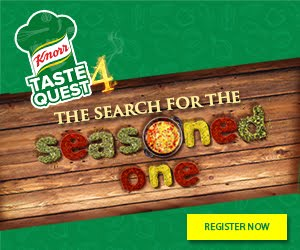 KNORR TASTE QUEST  IS ON