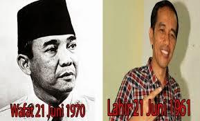 Sesuai Ramalan Jayabaya, Presiden RI Ke 7 Adalah Joko Widodo