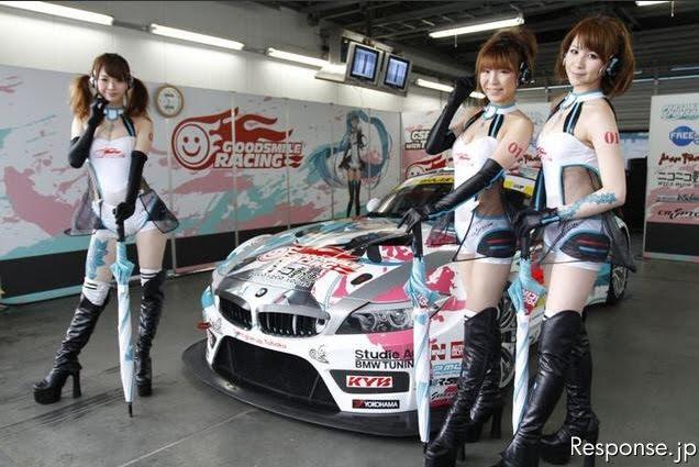2 Old 4 Anime Nascar Vs Supergt 300 Racing