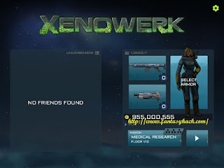 Download Free Game Xenowerk Hack (All Versions) Unlimited Coins,Unlock All Weapons,Unlock All Armors 100% Working and Tested for IOS and Android