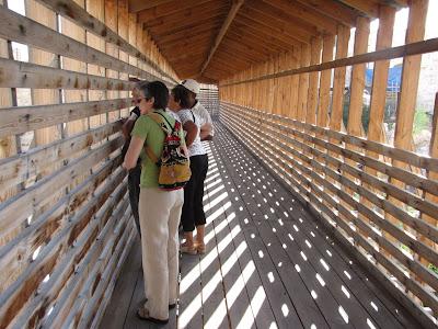 Israel, Jerusalén - Pasarela de acceso al Monte del Templo