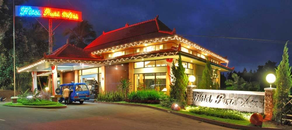 Hotel di Magelang Murah Jawa Tengah