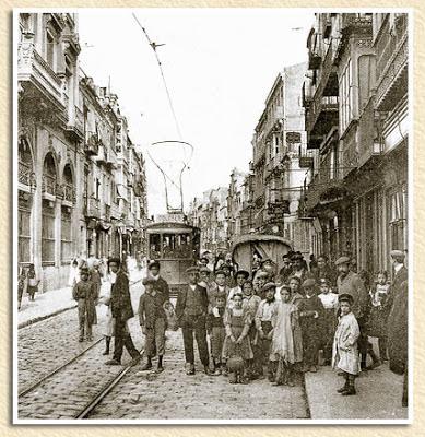 Calle del Carmen 1909