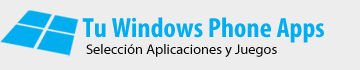 Windows Phone Apps - Juegos Aplicaciones