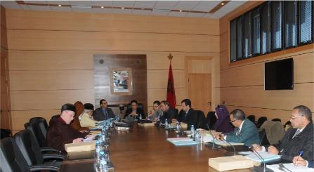 الاجتماع الرابع للجنة المركزية المشتركة للتعليم الأصيل