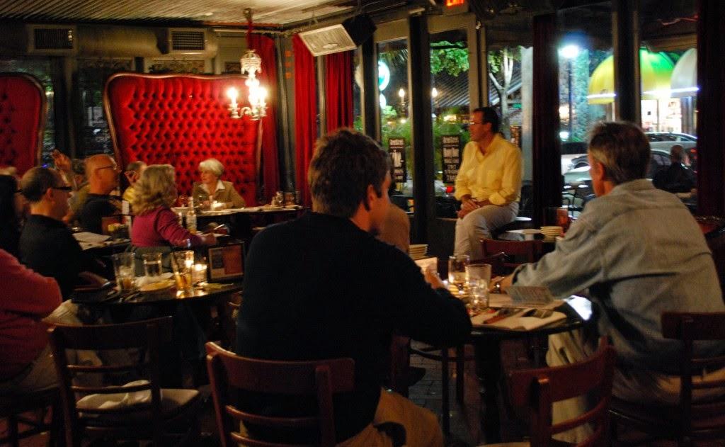 Green Street Cafe in Coconut Groev, FL