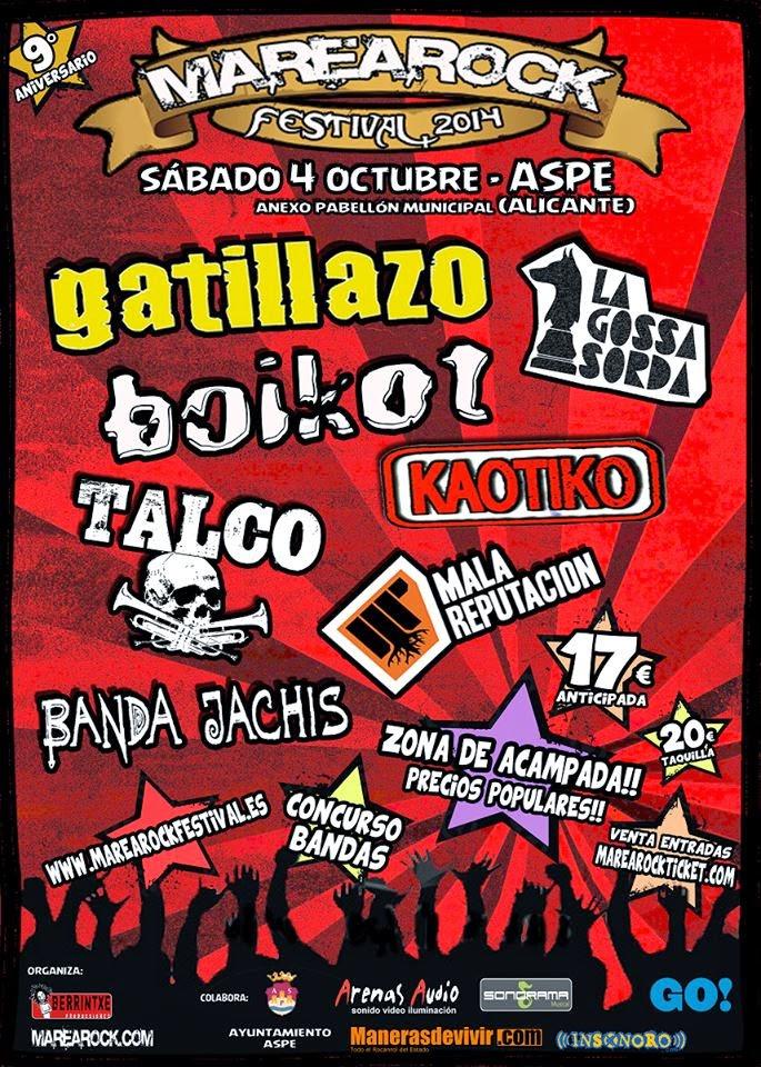 http://www.marearockfestival.es/