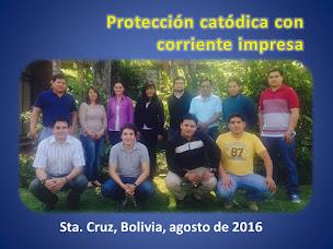 Sta. Cruz, Bolivia, agosto 2016