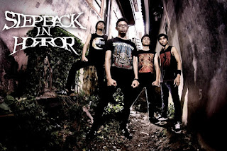 step back in horror band metalcore denpasar bali