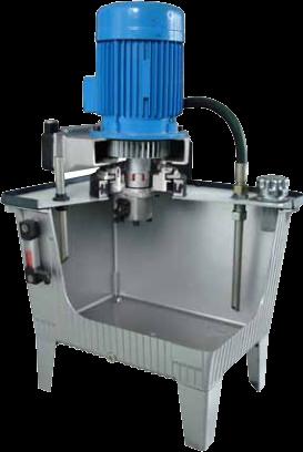 Hydraulic Reservoir - Aluminum