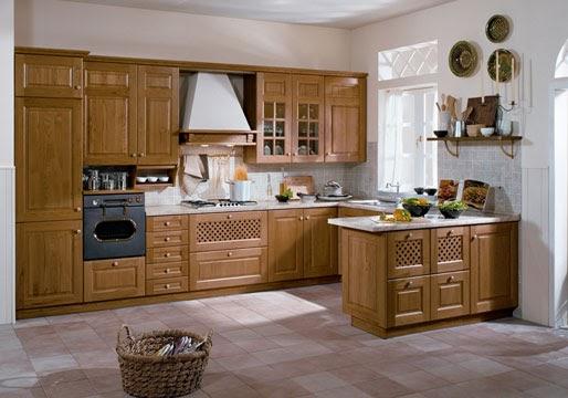 Decoraci n interior muebles de cocina ideas para for Interior muebles cocina