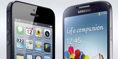 kelebihan Samsung Galaxy S4 dibanding iPhone 5