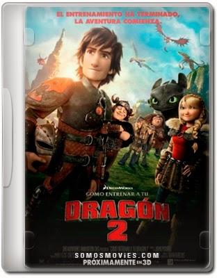 Descarga Como entrenar a tu dragón 2 [latino][MG] (2014) 1 link Audio Latino