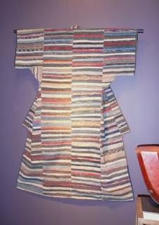 Rag Kimono by Saki Ori.
