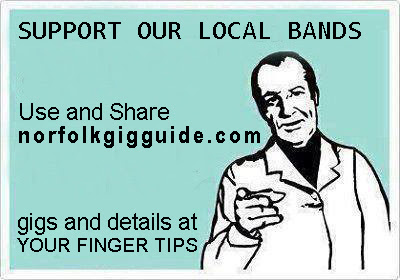 Norfolk Bands and Gigs