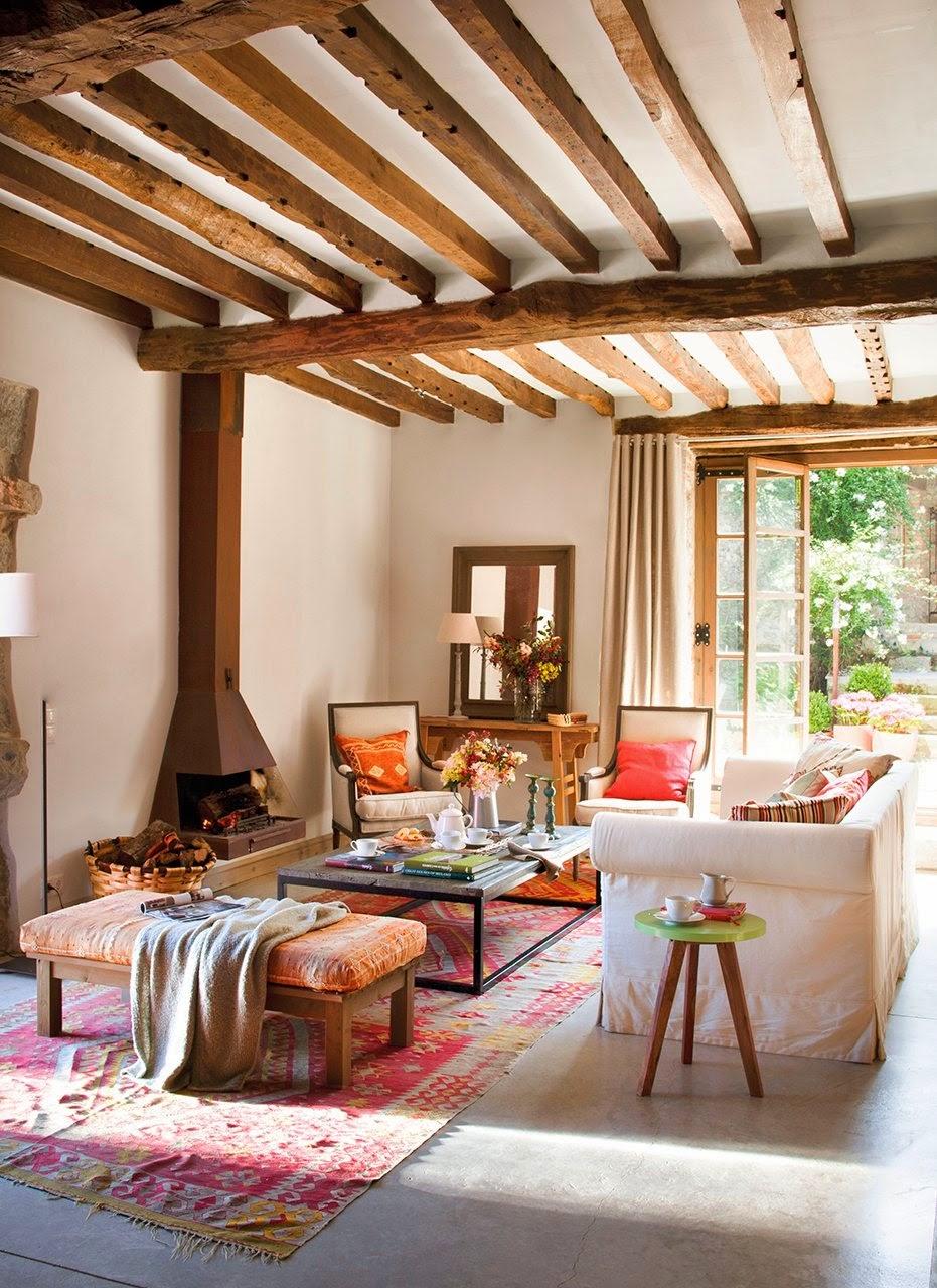 Renovare spectaculoas ntr o cas veche de 100 de ani jurnal de design interior - Casas de campo restauradas ...