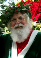 Father Christmas, Saint Nick, Atlanta Botanical Garden