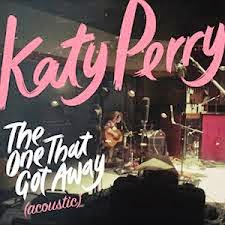 Chord The One That Got Away (Acoustic) - Katy Perry