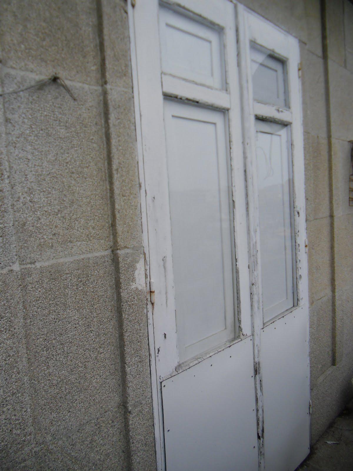 Carpinteria aguete puertas de entrada macizas a medida - Medidas puerta entrada ...
