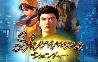 Shenmue main art