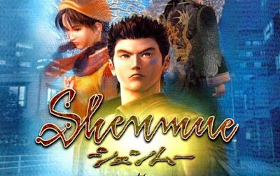 Shenmue main art