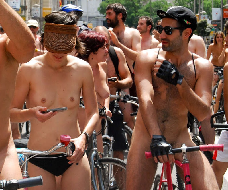 university of vermont naked bike ride