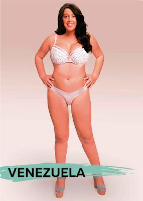 Los cánones de belleza en diferentes partes del mundo - Venezuela