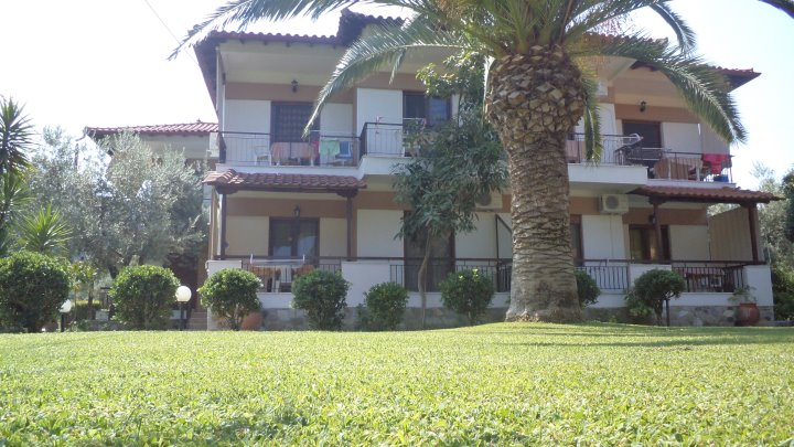 Halkidiki Fani apartments
