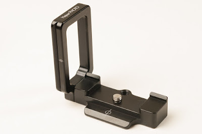 Hejnar PHOTO SN-5N / 5R Mod L Bracket back view