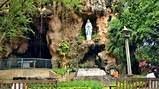 Maria Lourdes grotto Kediri.