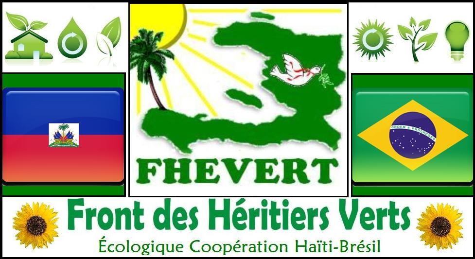 FHeVerts - Coopération Haiti - Brésil