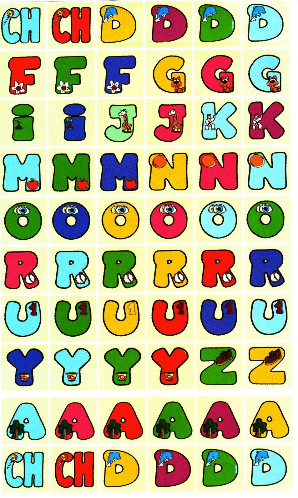Letras bonitas para escribir mi nombre imagui - Letras de nombres para decorar ...