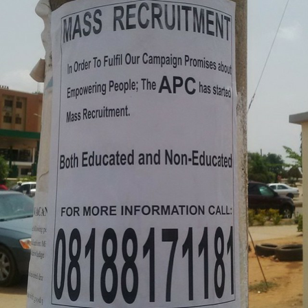 apc mass recruitment