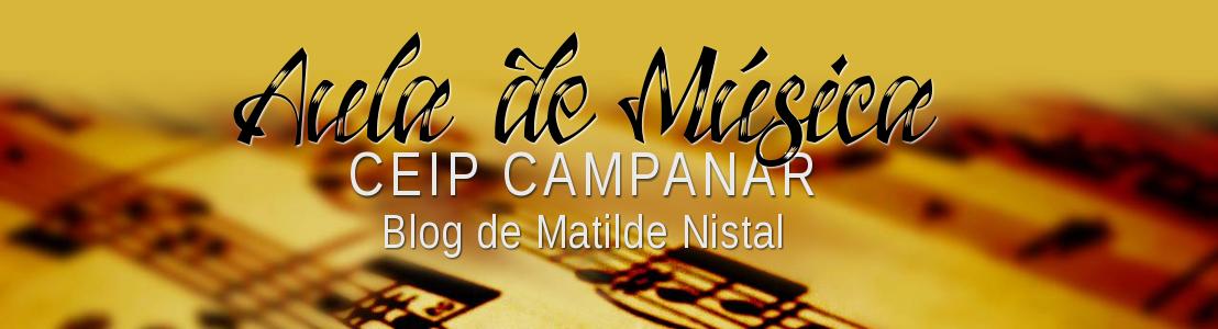Aula de música - CEIP Campanar