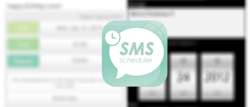 Schedule SMS on Android Mobiles