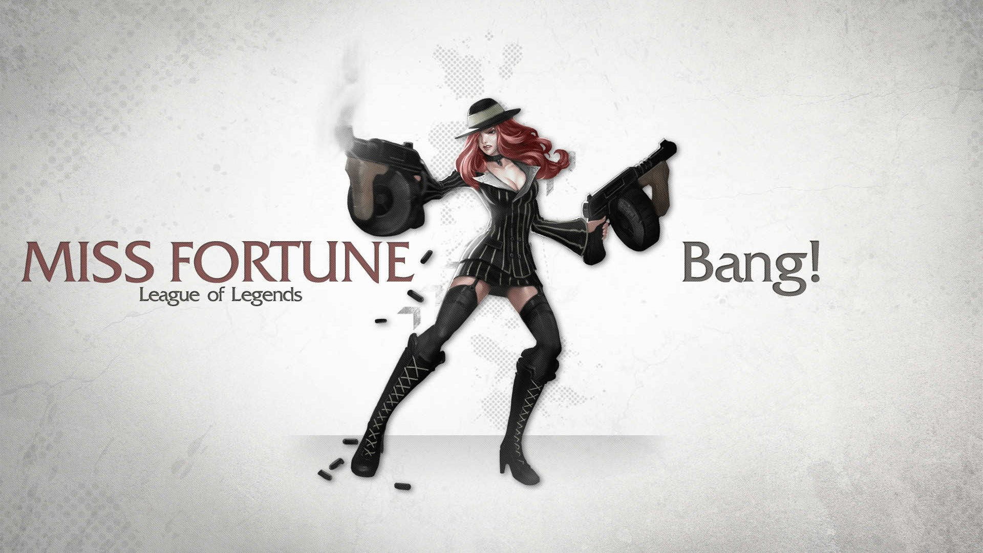 miss fortune 1920x1080 2c wallpaper hd