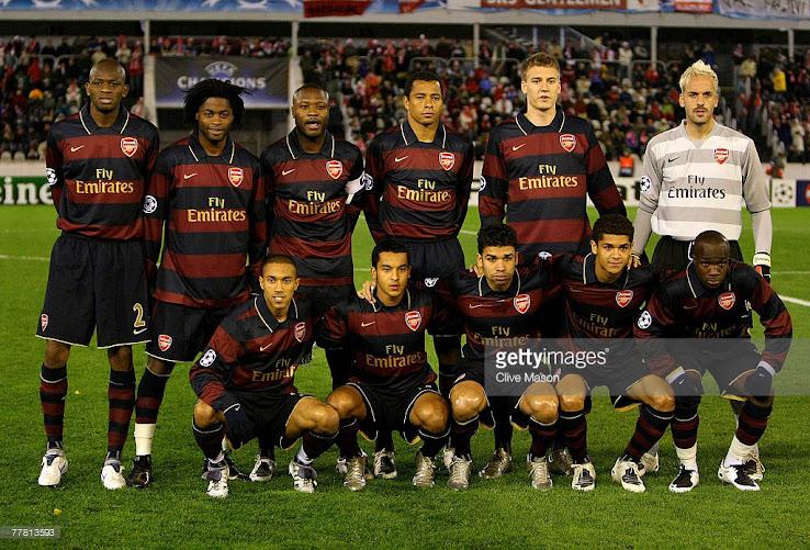 Arsenal F.C. 2007-2008