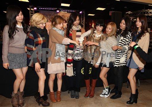 Snsd hadiri private party di new york