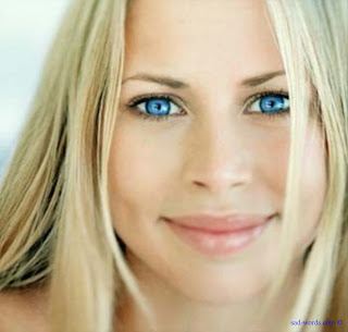اجمل صور عيو ن زرقاء بنات