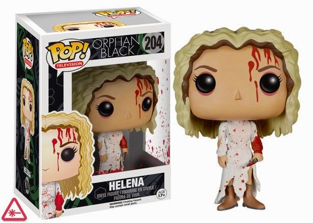 Funko Pop! Helena Orphan Black