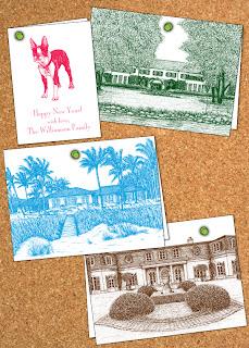 Custom Illustration Invitations