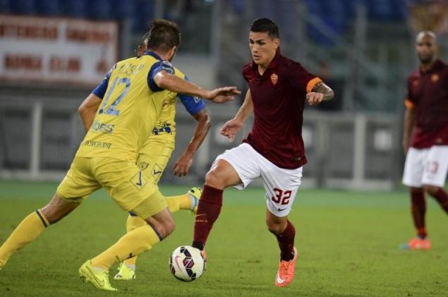 Prediksi Verona vs AS Roma 22 Agustus 2015