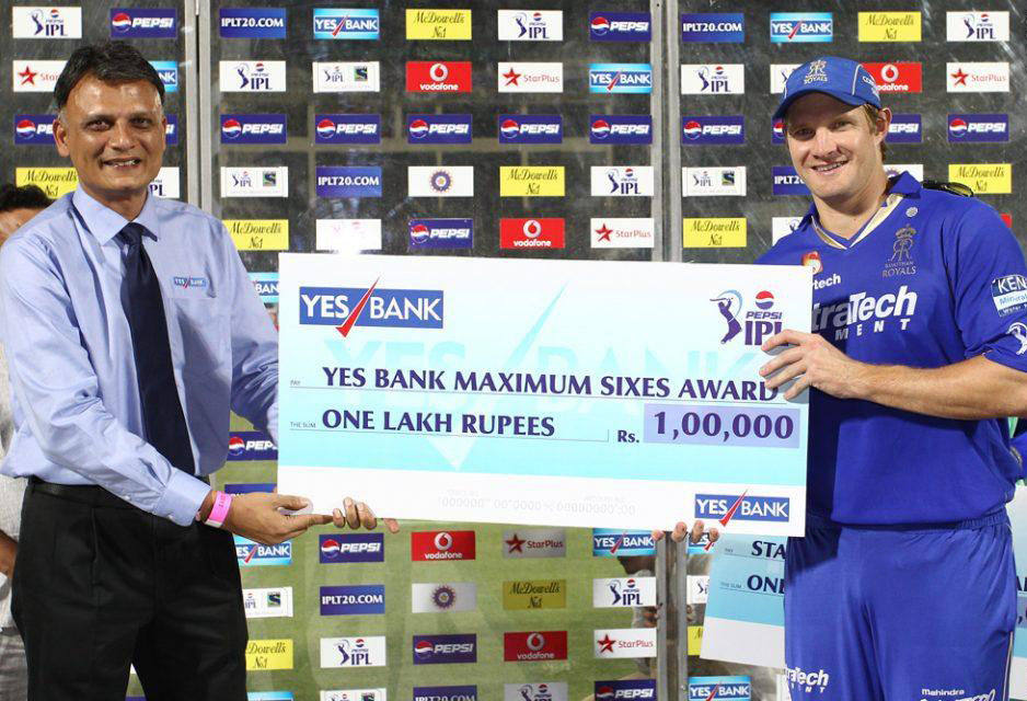 Shane-Watson-Maximum-Sixes-RR-vs-DD-IPL-2013
